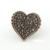 A22623 love | Cincin import gaya korea koleksi ichika shop
