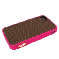Vans Waffle Sole Case Iphone 4/4s Pink