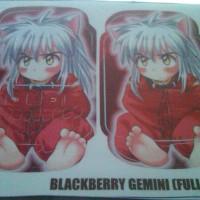 Garskin Fullbody Blackberry Gemini gambar Anime Inuyasha Ready
