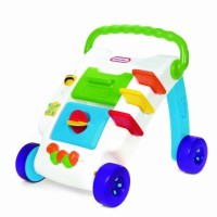 Little Tikes Wide Tracker Activity Walker 2 in 1