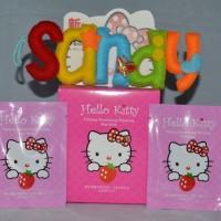 Masker Lumpur Hello Kitty ~ Naturgo Hello Kitty ~ Hello Kity ~ Mud Mask