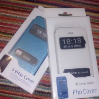 Flipcover iPhone 4/4s
