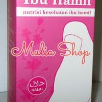 Madu Ibu Hamil Al Mabruroh (Nutrisi Kesehatan Ibu Hamil)