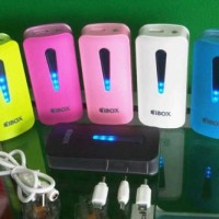power bank 6000mAh new ibox