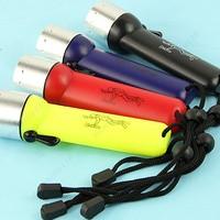 Senter Selam CREE Q3 Bright light 180lm LED Diving Flashlight