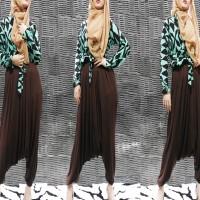Produsen Baju Muslim Wanita - Menerima Reseller Tangan Pertama | CS 024C - Chambell Top (baju)