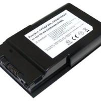 Baterai FUJITSU Lifebook T1010, T4310, T4410, T5010, T730 (6 CELL)
