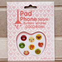 Sticker Hume batan iPad Home Button Iphone 5 S / Iphone 5 / Ipad 1/2/3/4 - Pencetan Tombol Iphone 5c/5s