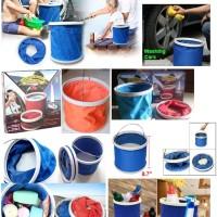 Foldable water bucket (ember lipat)