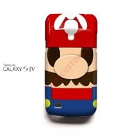 Mario Bross Samsung Galaxy S4 Mini Custom Hard Case