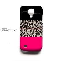 National Leopard Flag Samsung Galaxy S4 Mini Custom Hard Case