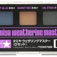 Tamiya Weathering Master D Set