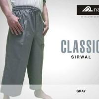 Sirwal Classic Grey
