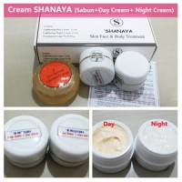 Cream SHANAYA / SHANAYA SKIN FACE LIGHTENING