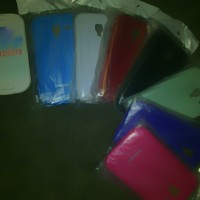 Silikon Softshell Kondom Sarung HP Samsung Fame S6812 / S6810