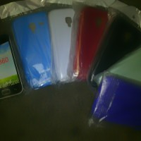 Silikon Softshell Kondom Sarung Case HP Samsung Young S5360