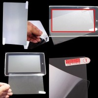 7 Inch Clear Screen Protector For Tablet