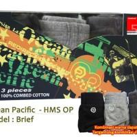 Celana Dalam Ocean Pacific - HMS OP