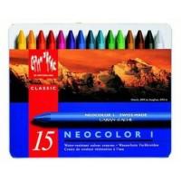 Crayon Caran d' Ache / carandache / karandase / krandis / krandas / krayon karandis 15 warna (Neo1/ Neo 2)