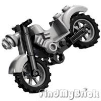 LEGO 6866 Wolverine's Chopper