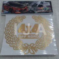 STICKER 4X4 OFFROAD