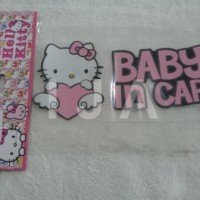 STICKER HELLOKITTY 2