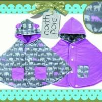 jubah bayi (baby cape)