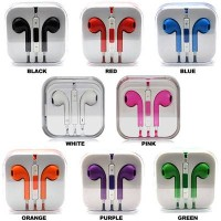 HEADSET IPHONE5 COLOUR