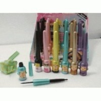 Eyeliner boneka 2 in 1 / eyeliner and eyebrow pencil ori