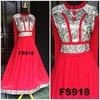 Baju Pesta Muslimah Jaguar Ceruty Fika Shop FS918
