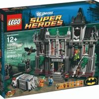 Lego 10937 - Batman Arkham Asylum Breakout