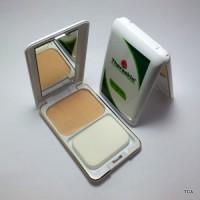 Harga theraskin compact powder kl bedak padat kuning langsat spf | antitipu.com