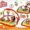 Bright Starts Playmate Safari Pals Activity Gym