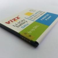 S4 SuperCopy 3800mAh Battery / Baterai Vizz Double Power Samsung Galaxy S4 Super Copy / High Copy i9500 / i9508 / i9502