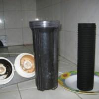 B-KliN / Bklin pada rumah cartridge filter air minum RO