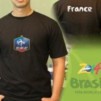 T-Shirt World Cup - Prancis