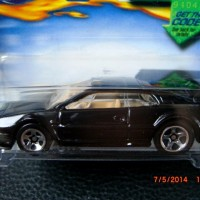 HOT WHEELS LOTUS ESPRIT 2002 FIRST EDITIONS (ERROR, CAR FACING THE OTHER WAY)