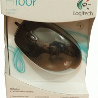 Mice - m100r Logitech Mouse