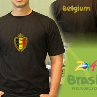 T-Shirt World Cup - Belgia