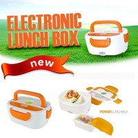 Power Lunch Box ~ Electric Lunch Box