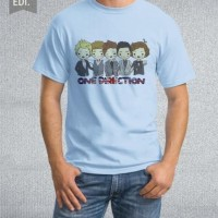 One Direction 1D 01 - Kaos Distro Ordinal