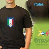 T-Shirt World Cup - Italia