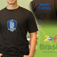 T-Shirt World Cup - Korea Selatan
