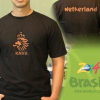 T-Shirt World Cup - Netherland