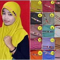 Jilbab / hijab kancing Setia