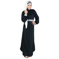 Baju Gamis Raindoz RKK 075 hitam