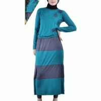 Baju Gamis Muslimah Rayon 003