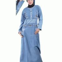 Baju Gamis Muslimah-002