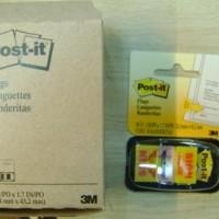 Notes - Post It - Sign Here (680-9) Per Box of Dozen