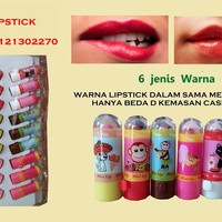 Bonus mini lipstik Minimal Belanja 350rb MINI LIPSTICK POM LIPSTIK MINI REGISTRASI POM